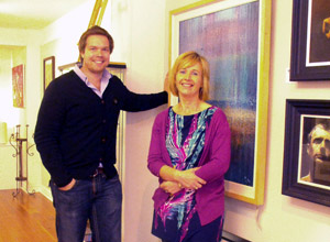 Canvas Galleries  Christmas Exhibitition in assocition with Headway, The Brain injury Charity